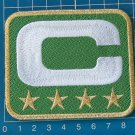SUPERBOWL NFL TEAM LEADER JERSEY CAPTAINS GREEN PATCH GOLD 4 STAR
