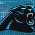 carolina panthers huge logo patch NFL football superbowl sew on embroidery