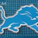 Detroit Lions Logo NFL huge Patch Embroidered Badge Emblem Applique