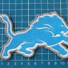 Detroit Lions Logo NFL Patch Embroidered Badge Emblem Applique