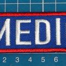 MEDIC Patch - ACU EMS Paramedic Combat Medic EMT Medical Tactical Morale