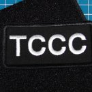MARINES CORPSMAN RANGERS MEDIC SSI Tactical Combat Casualty Care TCCC Velcro