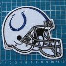 Indianapolis Colts helmet patch NFL huge sew on embroidery