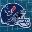 Houston Texans helmet patch NFL huge sew on embroidery