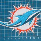 Miami Dolphins NFL Football Team Patch sew on embroidery