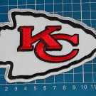 Kansas City Chiefs NFL Football Team Patch sew on embroidery