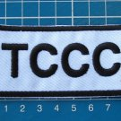 MARINES CORPSMAN RANGERS MEDIC SSI Tactical Combat Casualty Care TCCC white