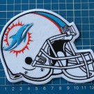 Miami Dolphins NFL Football Superbowl Jersey HELMET Patch sew embroidery
