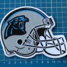 Carolina Panthers  NFL  Football Superbowl Jersey HELMET Patch sew  embroidery