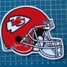 Kansas city Chiefs  NFL  Football Superbowl Jersey HELMET Patch sew  embroidery