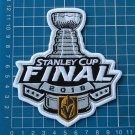 2018 STANLEY CUP FINAL JERSEY PATCH NHL VEGAS GOLDEN KNIGHTS sew on embroidery