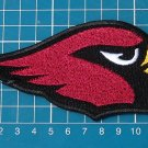 "ARIZONA CARDINALS FOOTBALL NFL 5"" LOGO EMBROIDERY PATCH"