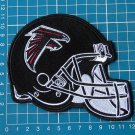 ATLANTA FALCONS FOOTBALL NFL JERSEY HELMET PATCH SEW ON EMBROIDERY