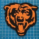 "CHICAGO BEARS  NFL FOOTBALL 4.5"" JERSEY PATCH EMBROIDERED"