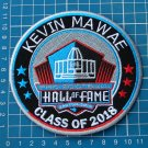 KEVIN MAWAE HALL OF FAME 2018 PRO FOOTBALL SUPERBOWL NFL PATCH EMBROIDERED