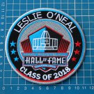 LESLIE O'NEAL PRO FOOTBALL HALL OF FAME HOF CLASS OF 2018 CANTON OHIO SUPERBOWL