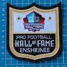 2018 PRO FOOTBALL HALL OF FAME ENSHRINEE SUPERBOWL NFL PATCH EMBROIDERED JERSEY