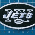 NEW YORK JETS FOOTBALL NFL SUPERBOWL JERSEY PATCH EMBROIDERED
