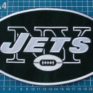 "NEW YORK JETS FOOTBALL NFL SUPERBOWL 10"" HUGE JERSEY PATCH EMBROIDERED"