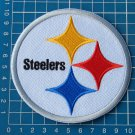 "PITTSBURGH STEELERS FOOTBALL NFL SUPERBOWL 4"" PATCH JERSEY EMBROIDERED"