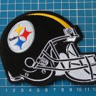 PIITSBURGH STEELERS HELMET PATCH NFL FOOTBALL SUPERBOWL JERSEY EMBROIDERED