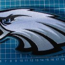 "PHILADELPHIA EAGLES NFL SUPERBOWL FOOTBALL NFL 10"" LOGO PATCH HUGE EMBROIDERED"