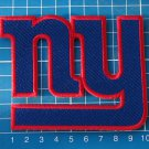 NEW YORK GIANTS FOOTBALL NFL SUPERBOWL PATCH LOGO JERSEY SEW ON EMBROIDERY