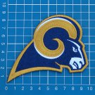 ST. LOUIS RAMS FOOTBALL NFL SUPERBOWL LOGO PATCH JERSEY SEW EMBROIDERED