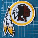 "WASHINGTON REDSKINS NFL FOOTBALL SUPERBOWL LOGO PATCH 5"" JERSEY SEW EMBROIDERY"