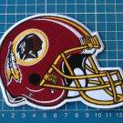 WASHINGTON REDSKINS NFL FOOTBALL SUPERBOWL LOGO PATCH HELMET JERSEY EMBROIDERED