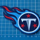 "TENNESSEE TITANS FOOTBALL NFL SUPERBOWL 4.5"" HUGE LOGO PATCH EMBROIDERED JERSEY"