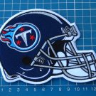 TENNESSEE TITANS FOOTBALL NFL SUPERBOWL HELMET LOGO PATCH EMBROIDERED JERSEY