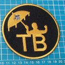 2018 Tom Benson Memorial Jersey Patch - New Orleans Saints - TB - New Orleans Saints