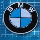 "BMW car sport racing car logo patch 4"" jersey embroidered"