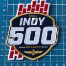 "2019 Indy 500 Indianapolis 500 103rd racing logo 4"" patch Jersey embroidered sew"
