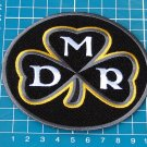 "DAN ROONEY 2017 MEMORIAL COMMEMORATIVE 4"" PITTSBURGH STEELERS PATCH EMBROIDERED"