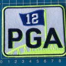 PGA PAUL ALLEN SEATTLE SEAHAWKS MEMORIAL COMMEMORATIVE PATCH JERSEY EMBROIDERED