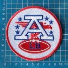 """LAMAR HUNT KANSAS CITY CHIEFS NFL FOOTBALL AFC LH LOGO MEMORIAL 4"""" JERSEY PATCH"""