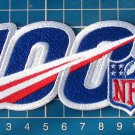 "2019 NFL Football 100th Anniversary Seasons Patch Football Jersey 5"" embroid"