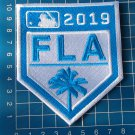 2019 SPRING TRAINING PATCH FLORIDA GRAPEFRUIT LEAGUE MLB BASEBALL EMBROIDERED