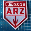 "2019 Spring Training Patch Arizona Cactus League 4"" MLB Baseball embroidered"