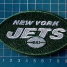"2019 New York Jets logo NFL 4"" Patch Superbowl Football Jersey sew on embroidery"