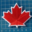 """2019 Toronto Blue Jays Maple Leaf Sleeves Caps Jersey 3"""" MLB Patch Embroidered"""