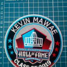 "2019 HALL OF FAME KEVIN MAWAE PRO FOOTBALL PATCH 4.5"" NFL CANTON OHIO SUPERBOWL"