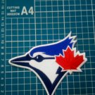 "Toronto Blue Jays MLB Logo 5"" Patch Baseball Jersey Embroidered"