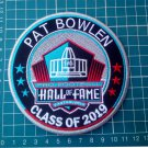 "2019 HOF HALL OF FAME PAT BOWLEN DENVER BRONCOS PRO FOOTBALL PATCH 4.5"" NFL"