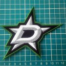 "Dallas Star NHL Hockey 5"" Patch Jersey"