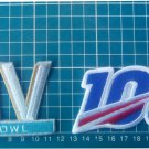 NFL100 anniversary centennial season Football superbowl 54 LIV Jersey Patch