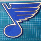 "St. Louis Blues logo patch hockey NHL 10"" Jersey embroidered"