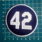 "Jackie Robinson number 42 Boston Red Sox MLB Baseball 3"" Patch embroidered"